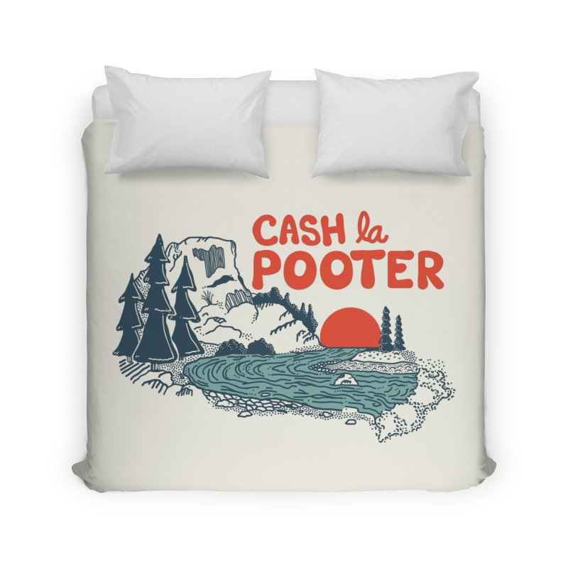 Cash La Pooter Home Duvet by Steger