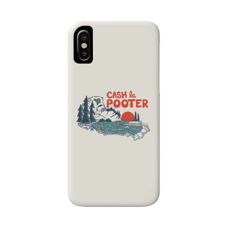 Cash La Pooter Accessories Phone Case by Steger