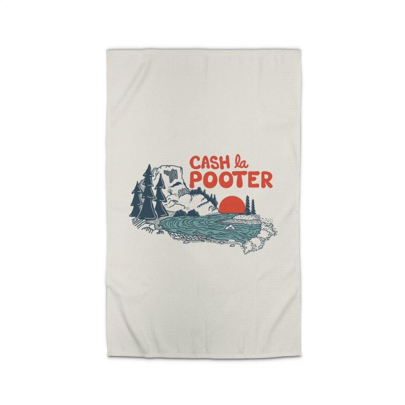 Cash La Pooter Home Rug by Steger