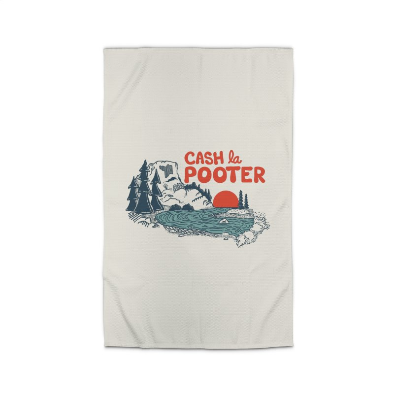 Cash La Pooter Home Rug by Steger