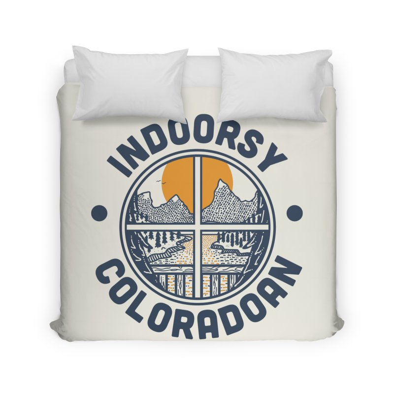 Indoorsy Coloradoan Home Duvet by Steger