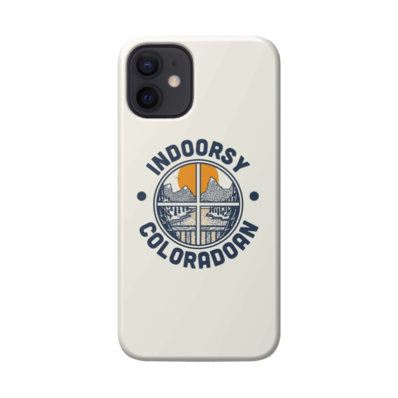 Indoorsy Coloradoan Accessories Phone Case by Steger