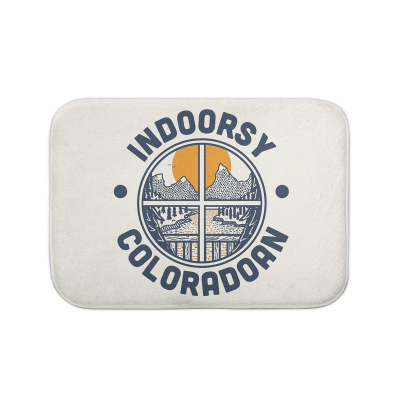 Indoorsy Coloradoan Home Bath Mat by Steger