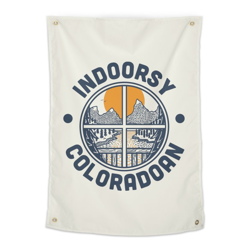 Indoorsy Coloradoan Home Tapestry by Steger