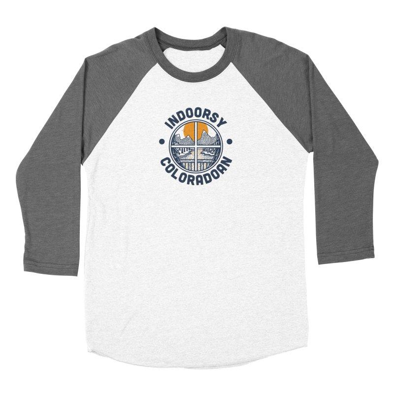 Indoorsy Coloradoan Women's Longsleeve T-Shirt by Steger