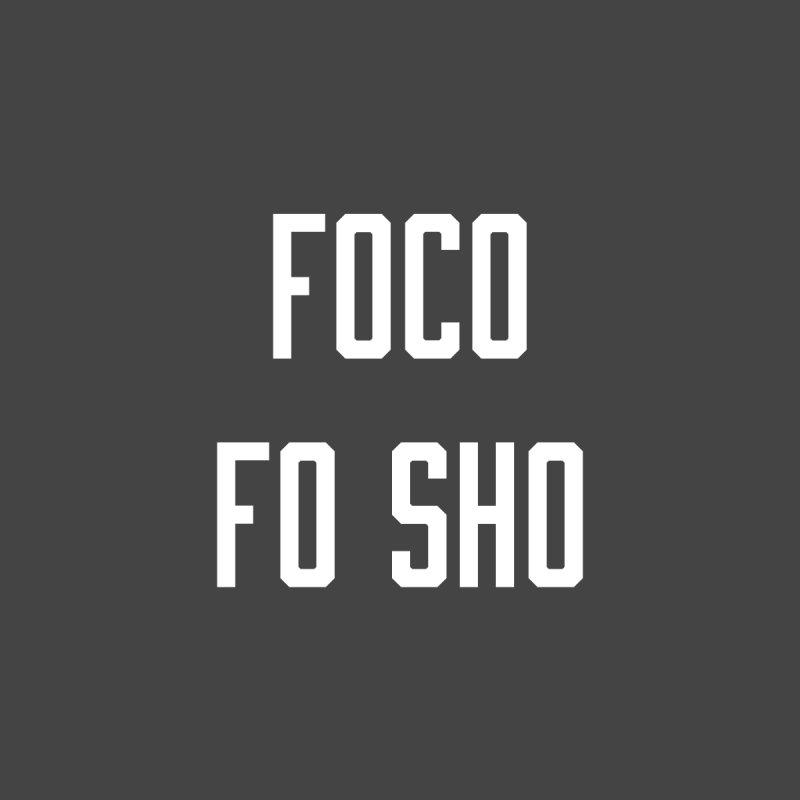 FOCO FO SHO Home Mounted Acrylic Print by Steger