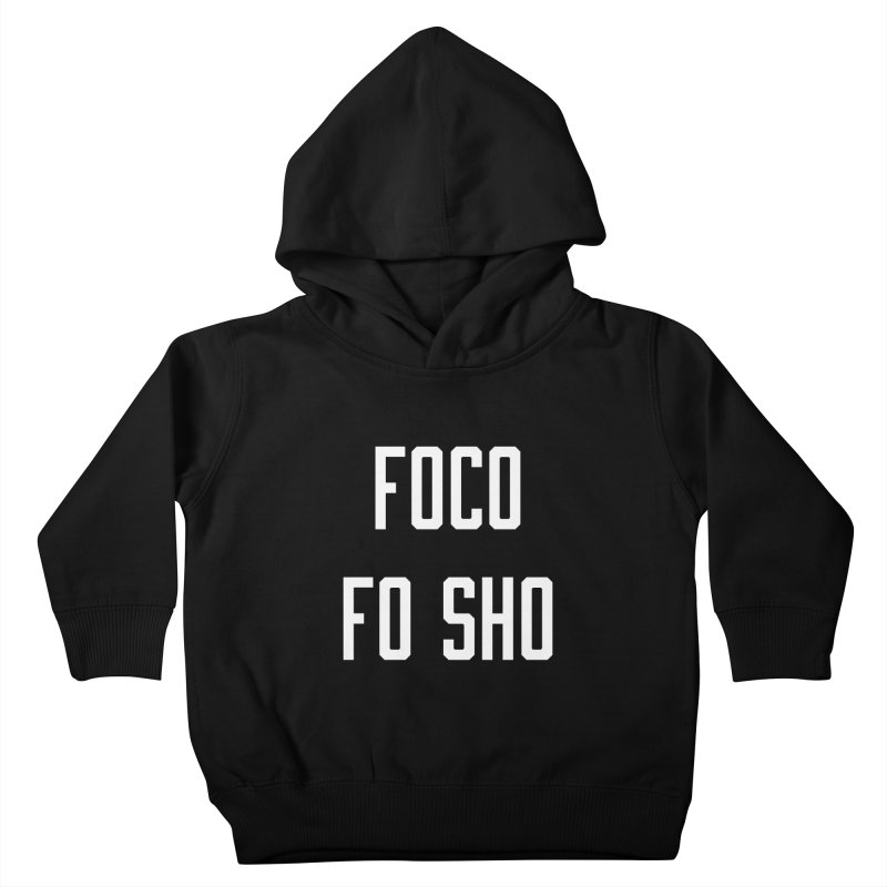 FOCO FO SHO Kids Toddler Pullover Hoody by Steger