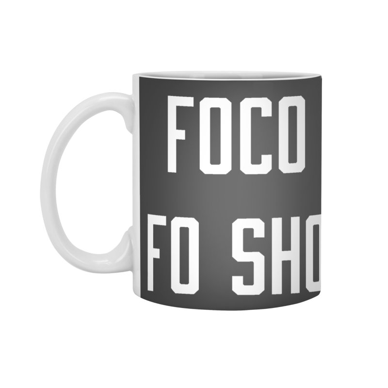 FOCO FO SHO Accessories Standard Mug by Steger