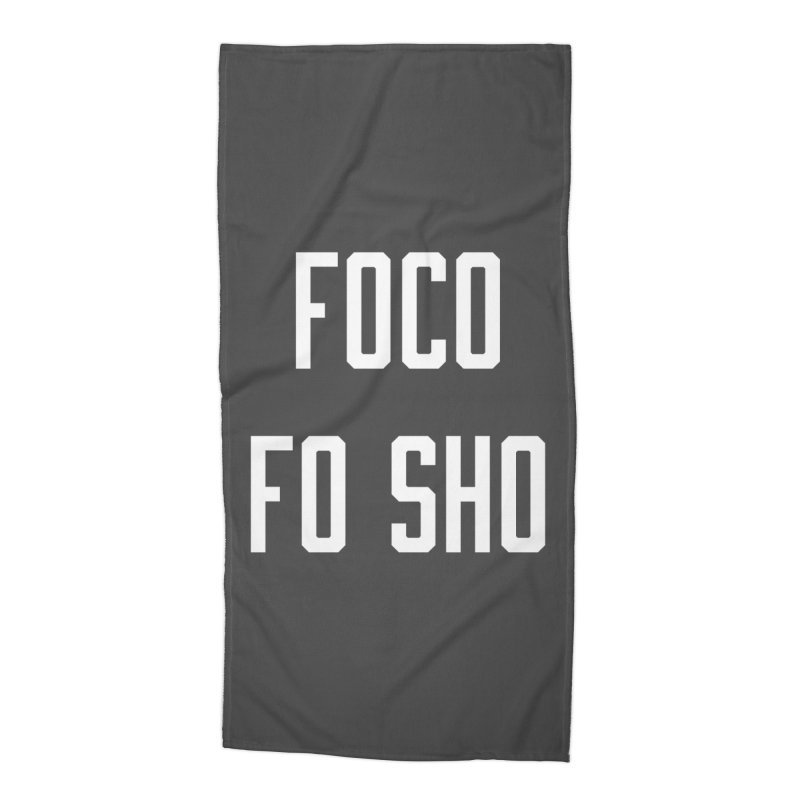 FOCO FO SHO Accessories Beach Towel by Steger