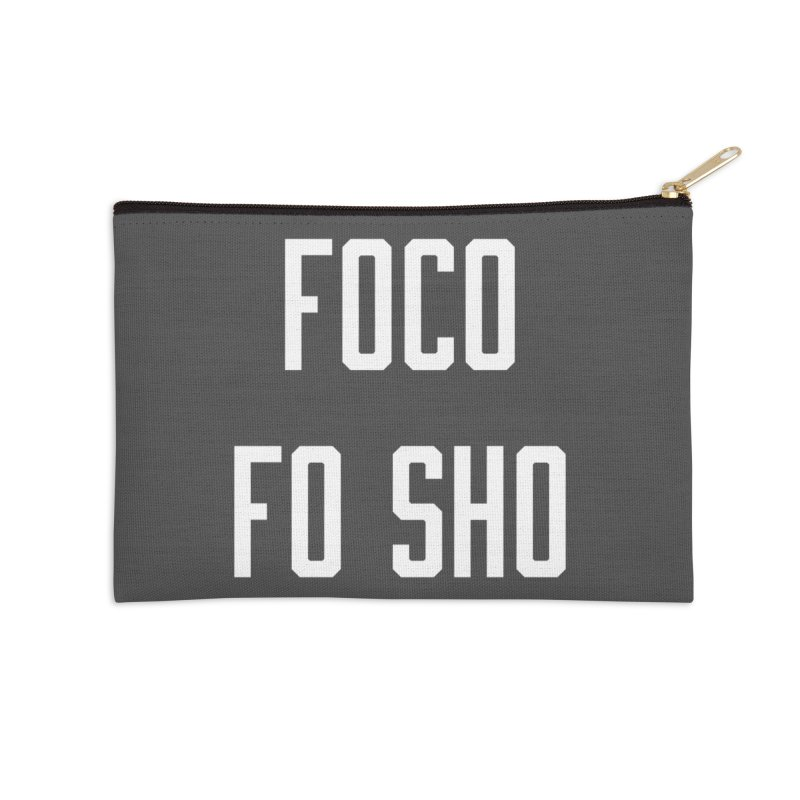 FOCO FO SHO Accessories Zip Pouch by Steger
