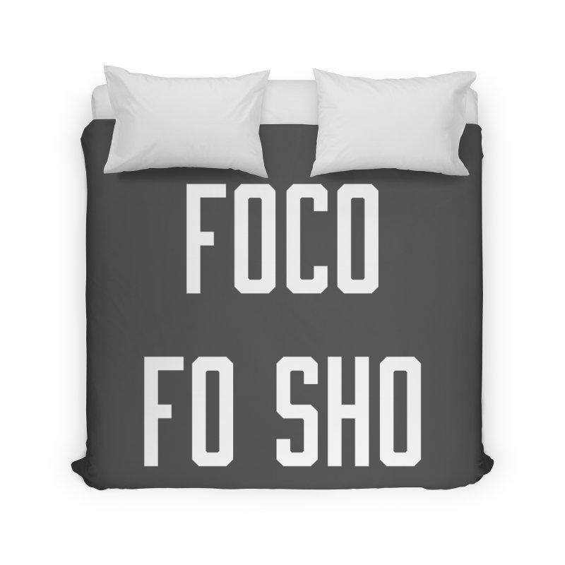 FOCO FO SHO Home Duvet by Steger