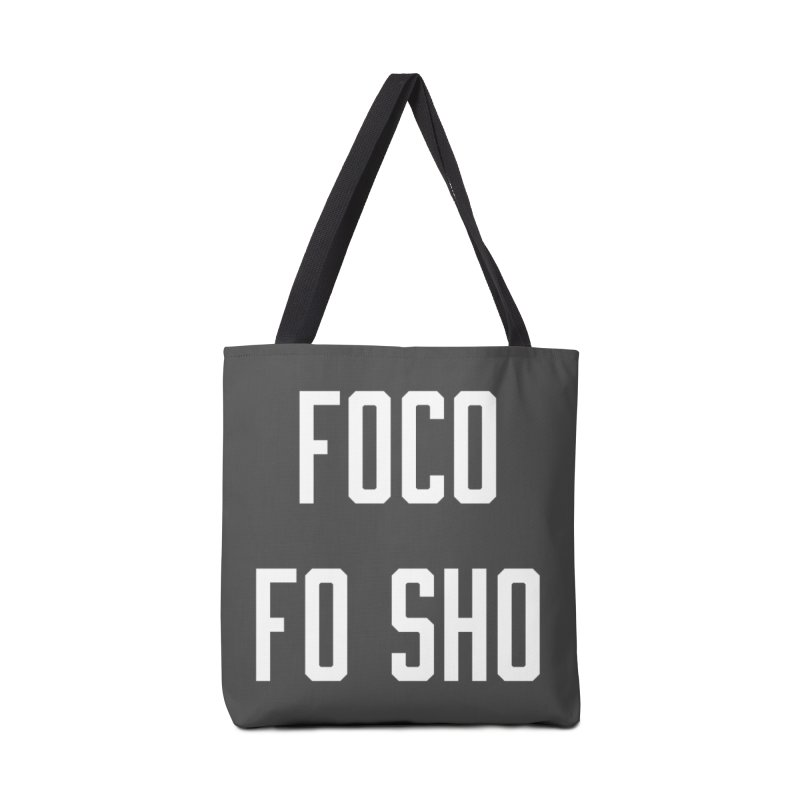 FOCO FO SHO Accessories Tote Bag Bag by Steger