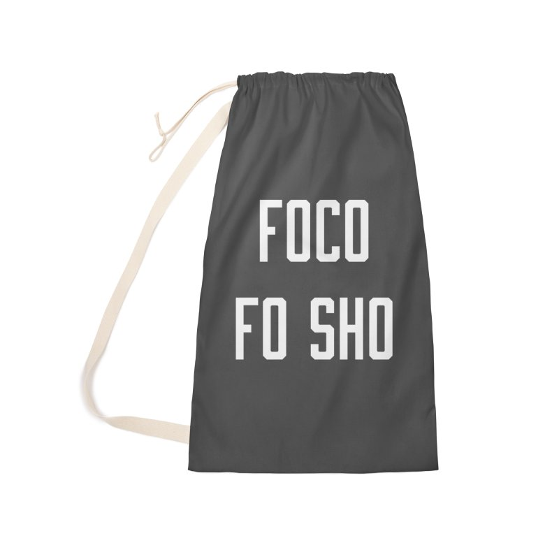 FOCO FO SHO Accessories Laundry Bag Bag by Steger