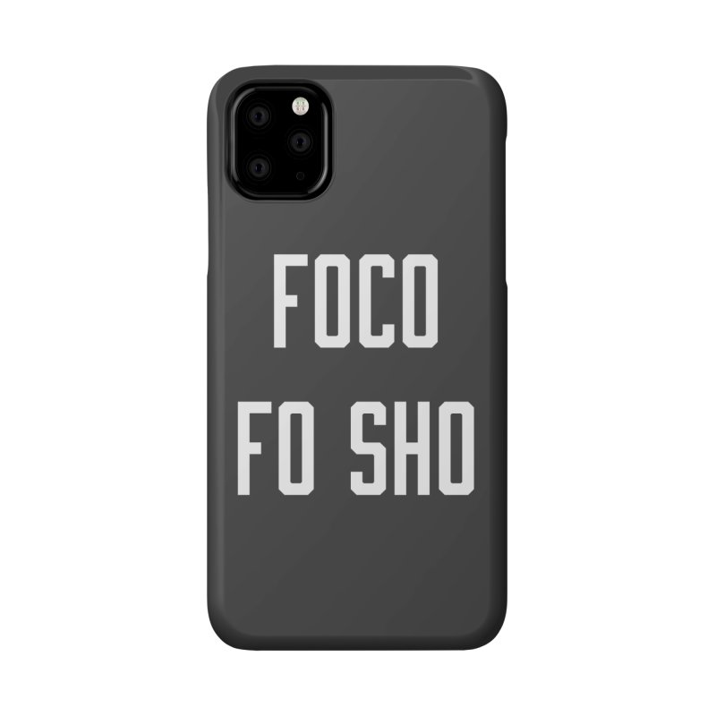 FOCO FO SHO Accessories Phone Case by Steger
