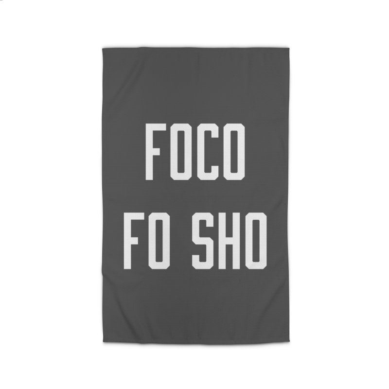 FOCO FO SHO Home Rug by Steger