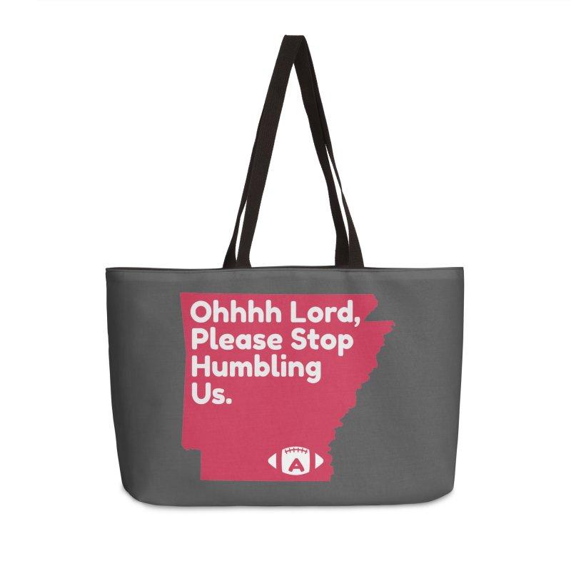 Humbled Accessories Weekender Bag Bag by Steger