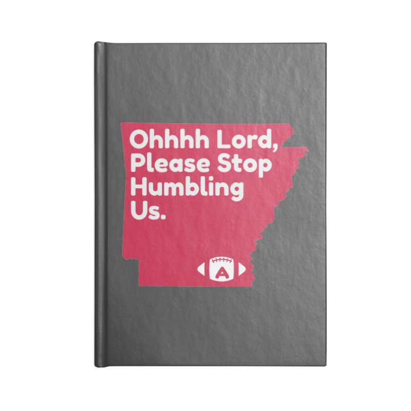 Humbled Accessories Blank Journal Notebook by Steger