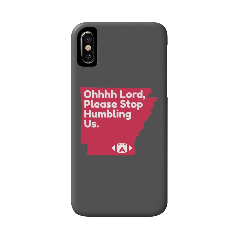 Humbled Accessories Phone Case by Steger