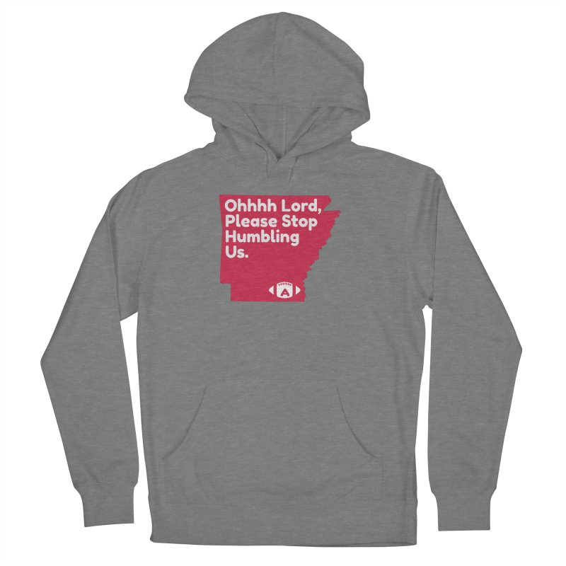 Humbled Women's Pullover Hoody by Steger