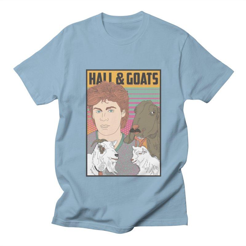 and Goats Men's Regular T-Shirt by Steger