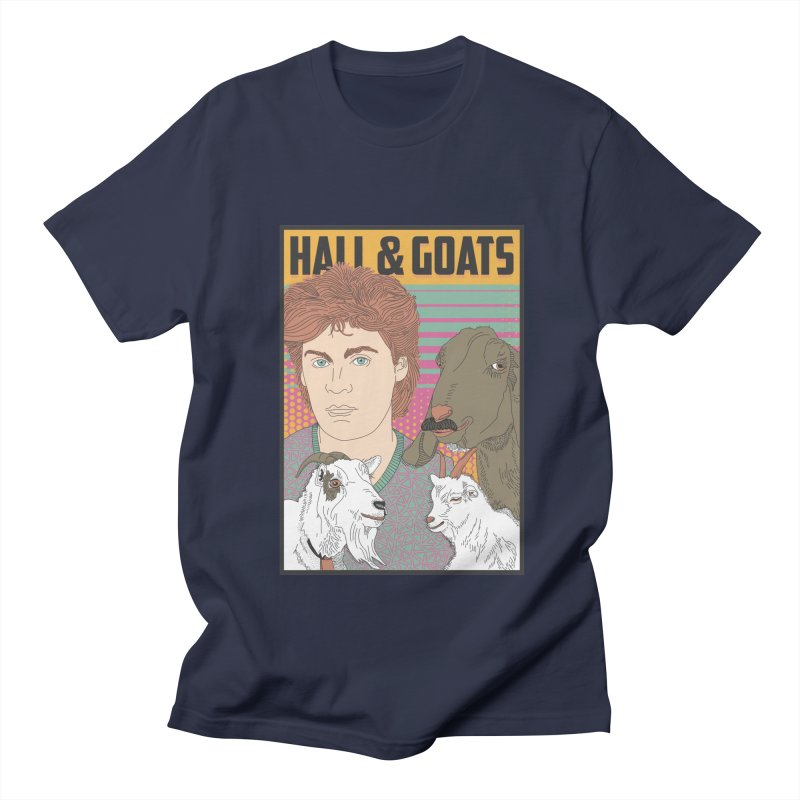 and Goats Women's Regular Unisex T-Shirt by Steger