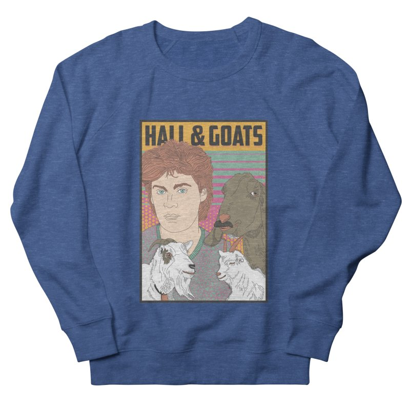 and Goats Women's French Terry Sweatshirt by Steger
