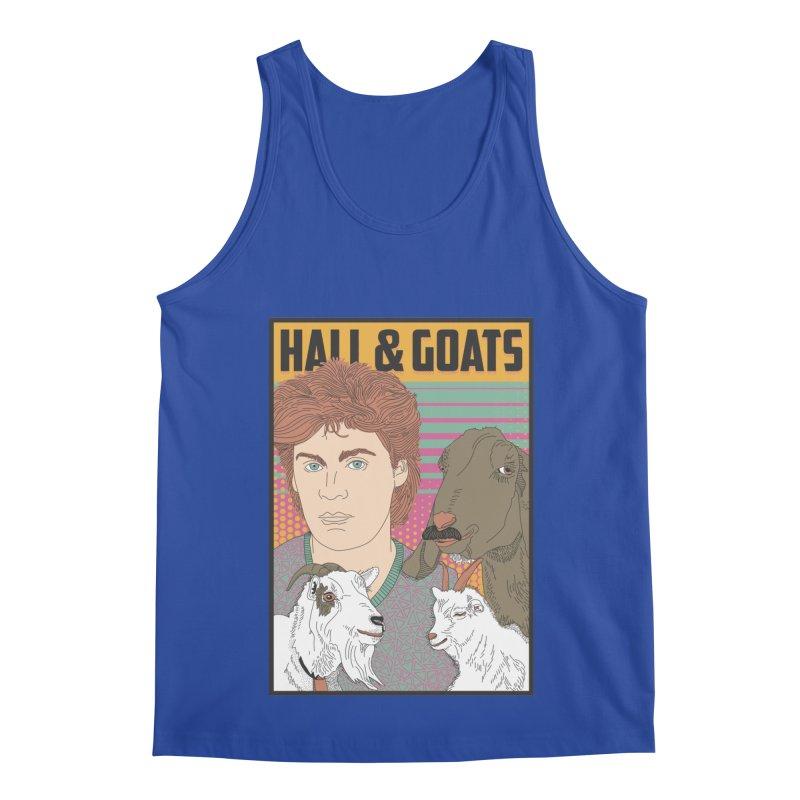 and Goats Men's Regular Tank by Steger