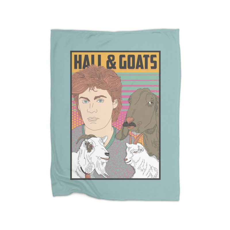 and Goats Home Blanket by Steger