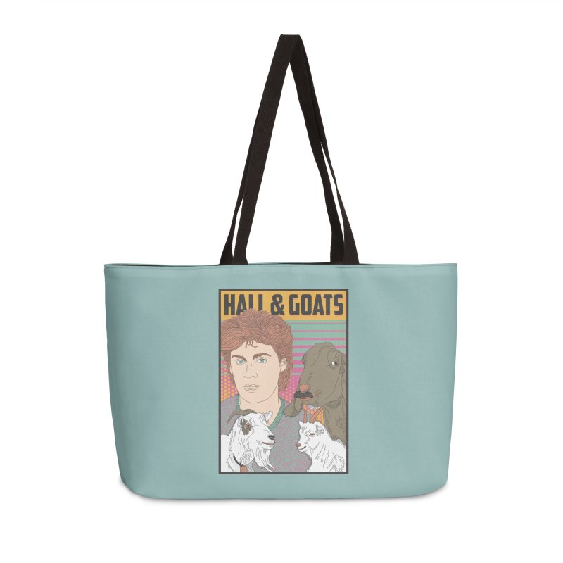 and Goats Accessories Weekender Bag Bag by Steger