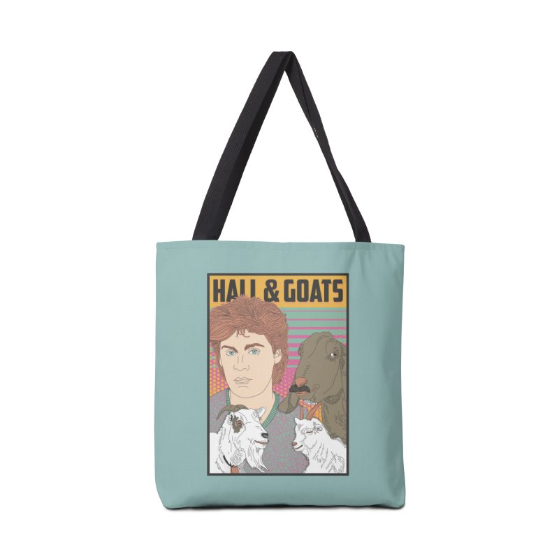 and Goats Accessories Tote Bag Bag by Steger