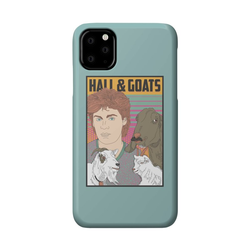 and Goats Accessories Phone Case by Steger