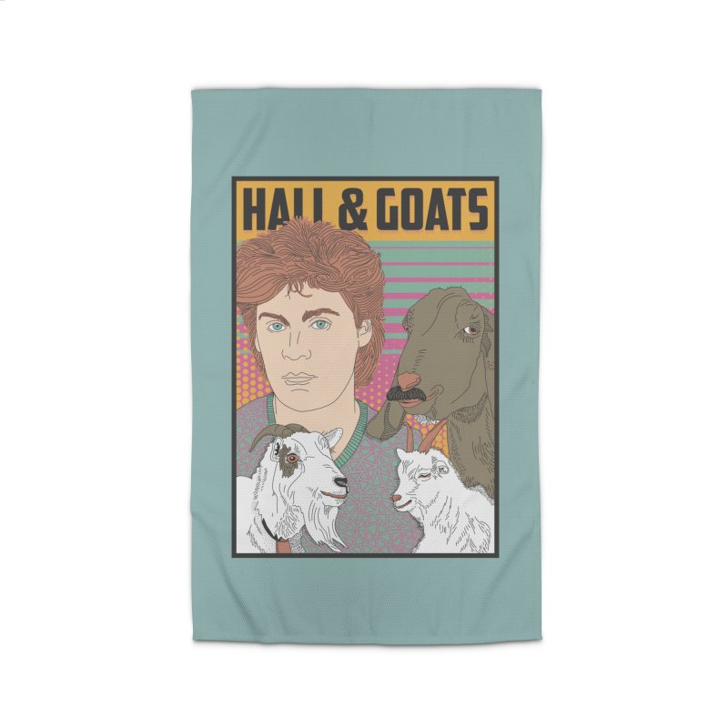 and Goats Home Rug by Steger