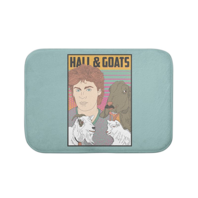 and Goats Home Bath Mat by Steger