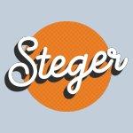 Logo for Steger