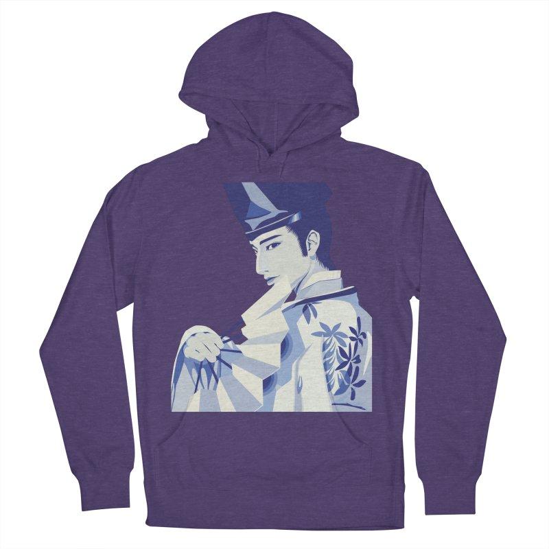 The Tale of Genji Men's Pullover Hoody by stelart's Artist Shop