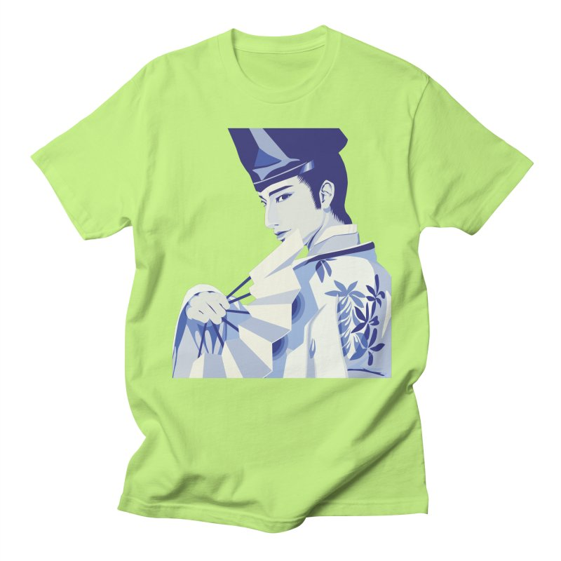 The Tale of Genji Women's Unisex T-Shirt by stelart's Artist Shop