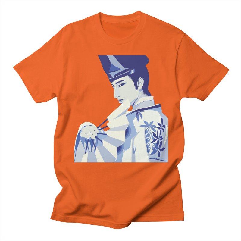 The Tale of Genji Men's T-Shirt by stelart's Artist Shop