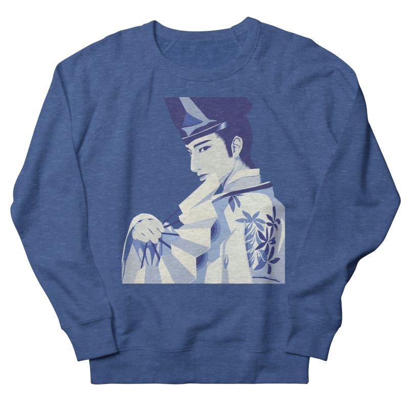 The Tale of Genji Men's French Terry Sweatshirt by stelart's Artist Shop