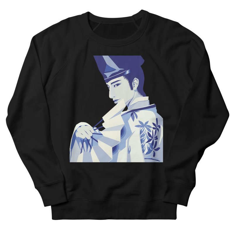 The Tale of Genji Men's French Terry Sweatshirt by stelart's Artist Shop