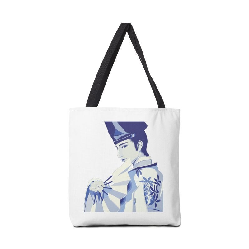 The Tale of Genji Accessories Bag by stelart's Artist Shop