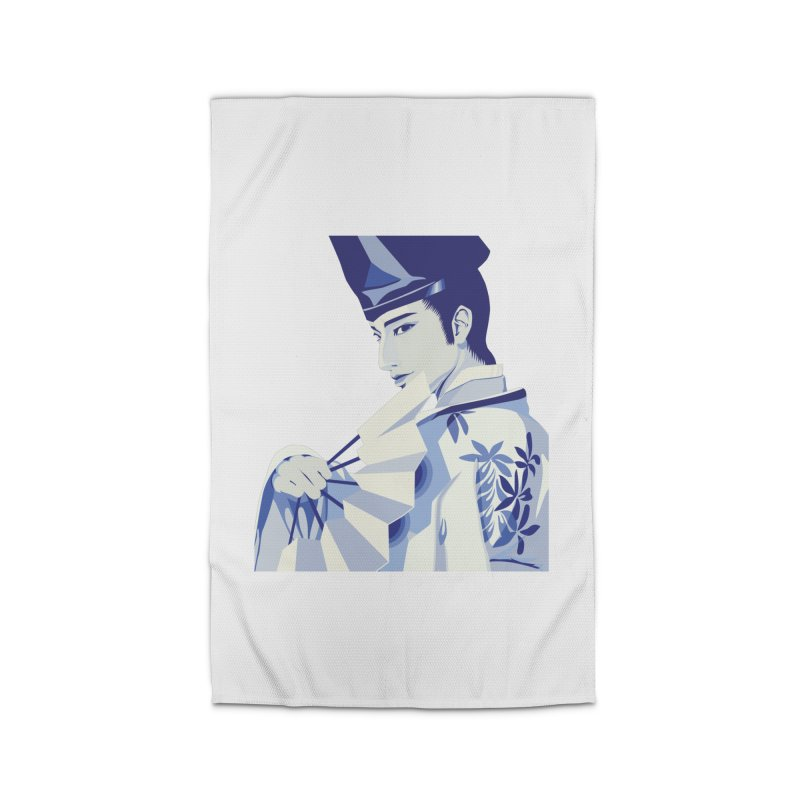 The Tale of Genji Home Rug by stelart's Artist Shop