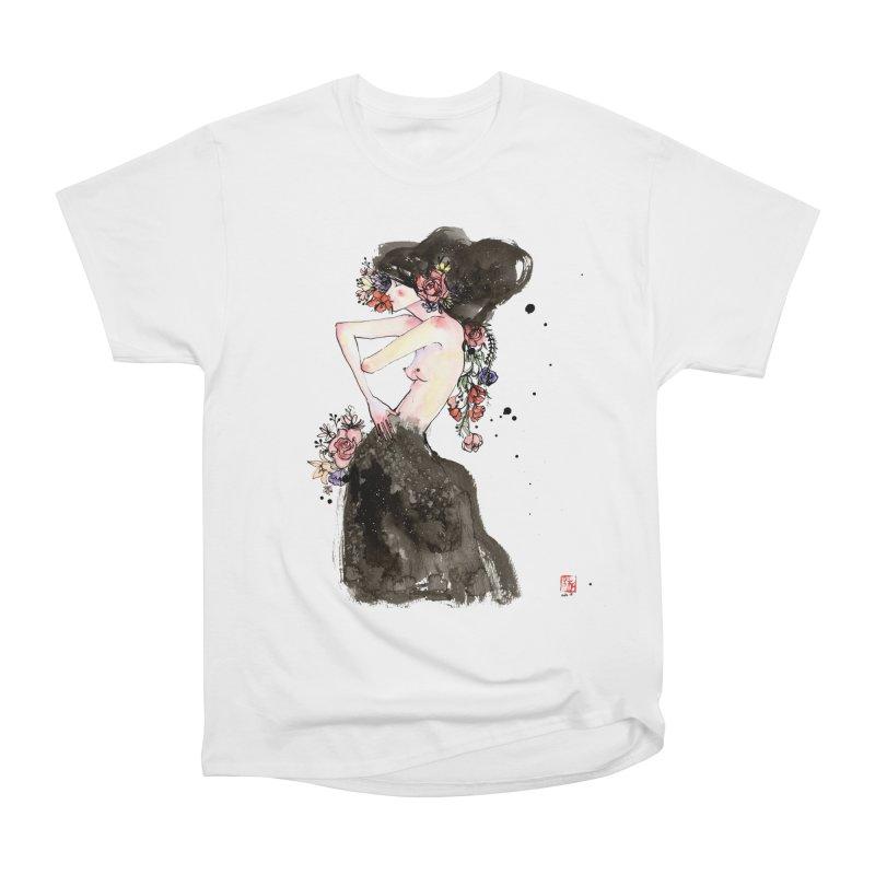 Longing Men's T-Shirt by Stella Im Hultberg