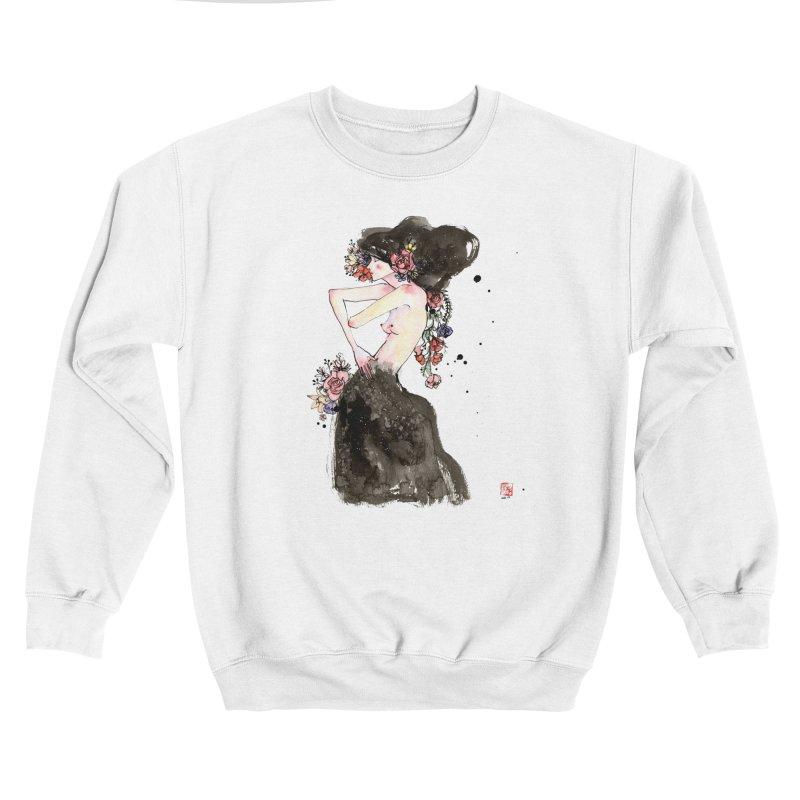 Longing Women's Sweatshirt by Stella Im Hultberg