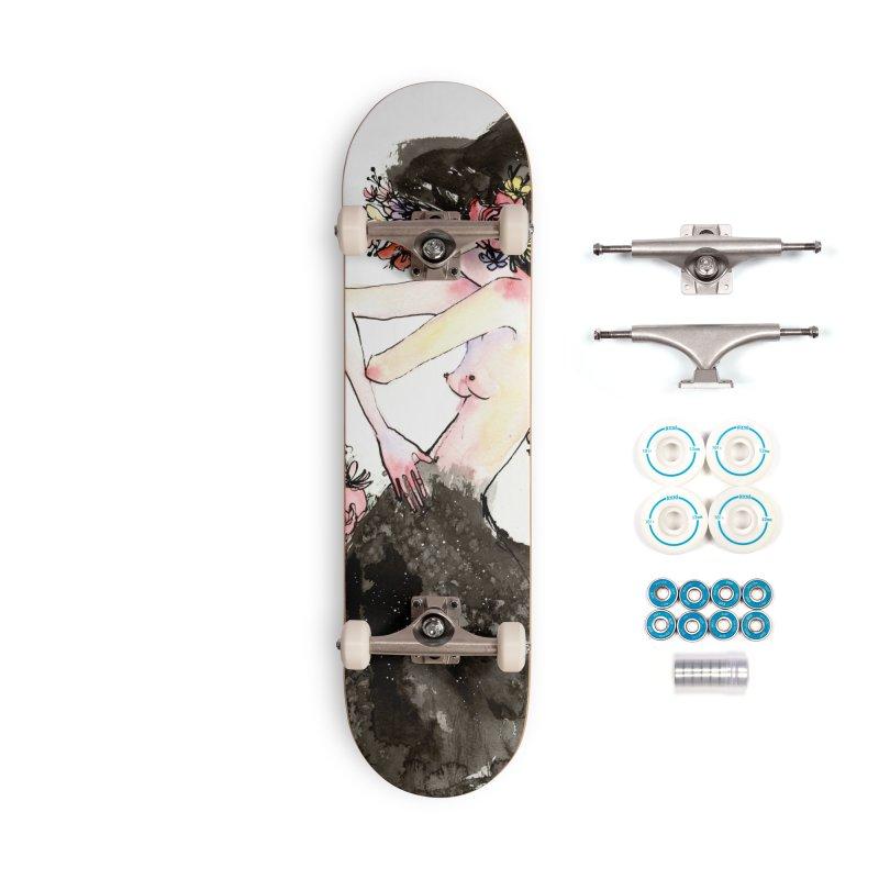 Longing Accessories Skateboard by Stella Im Hultberg
