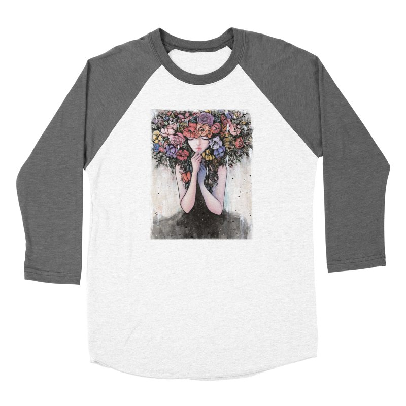 Hiding the Blue Women's Longsleeve T-Shirt by Stella Im Hultberg