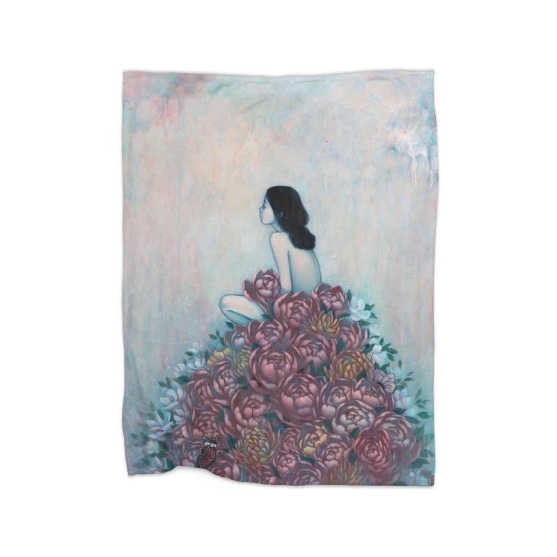 Saudade Home Blanket by Stella Im Hultberg