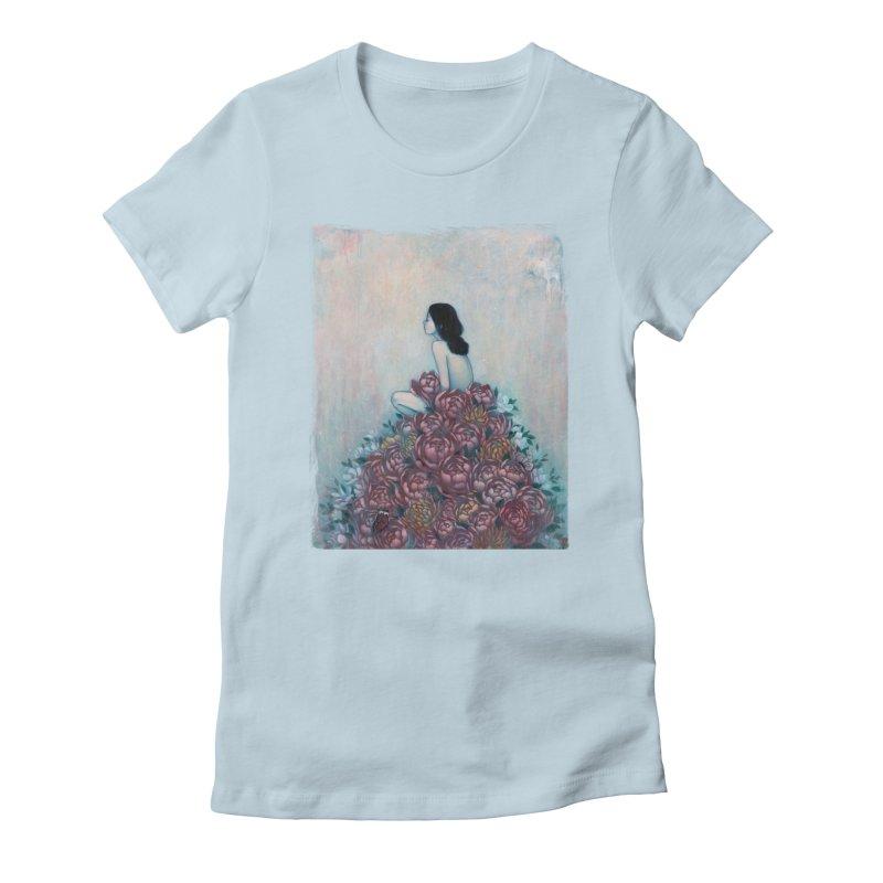 Saudade Women's T-Shirt by Stella Im Hultberg