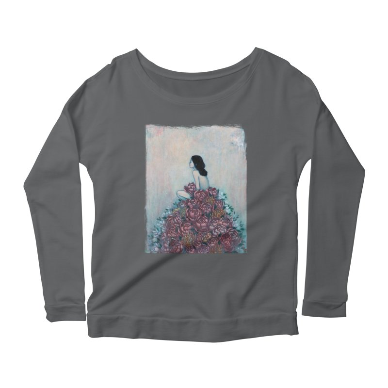 Saudade Women's Longsleeve T-Shirt by Stella Im Hultberg