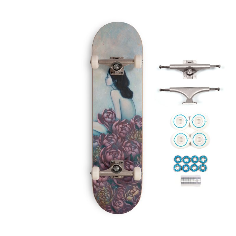 Saudade Accessories Skateboard by Stella Im Hultberg