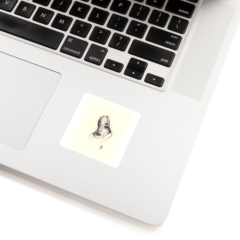 An Ordinary Day Accessories Sticker by Stella Im Hultberg